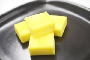 ルクを食べる乳酪 私の燻製バターで、ザッツ(雑)クッキング!