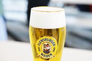 """「フレンスブルガー フリューリングボック」は""""ドイツ最北端""""のブリュワリーでつくられる銘柄。「フリューリング」はドイツ語で「春」。"""