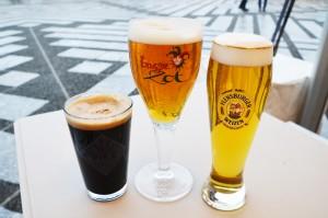 イベントの目玉であるクラフトビールをご紹介。味も香りも色も生産地もバラエティーに富んだ12種類が、海外から直輸入&樽生で提供されます。