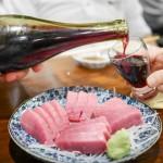 寿司屋で飲むお酒は「日本酒」? いえいえ、これからはお洒落に「ワイン」!
