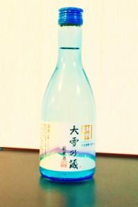 合同酒精株式会社の「大雪乃蔵(たいせつのくら)」。