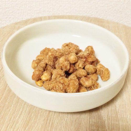 奄美大島特産品の「黒糖豆」