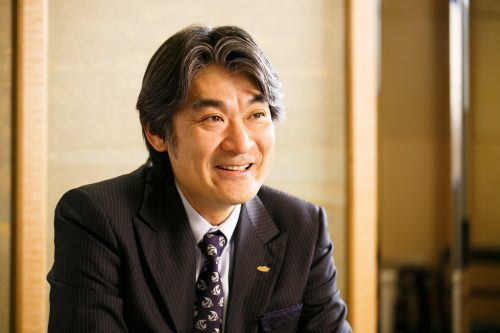 株式会社南国酒家の代表取締役社長・宮田順次さん