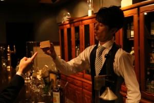 ウイスキー専用酒器「ミズナラ枡」