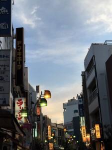 小田原の街