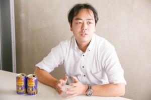 「マスターブリュワー」新井健司(あらい・たけし)さん