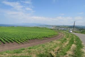 北海道編の北の大地