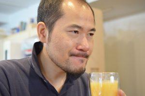 日本酒の卵酒