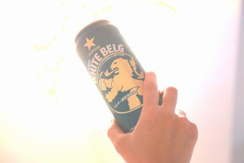 100円台で飲めるホワイトビール「ホワイトベルグ」