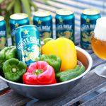 【ホワイトベルグ×夏野菜】爽やかなホワイトビールとシャッキシャキのピーマン料理でまだまだ「終わらない夏」セッション!