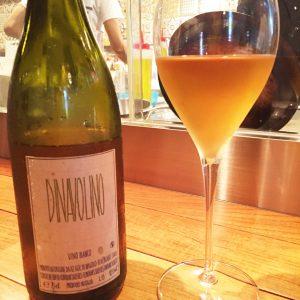 イタリアの白ワイン「ディナボリーノ」