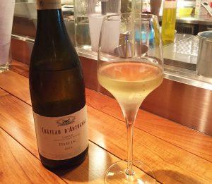 フランスの白ワイン「リムー・ブラン・ペイルジャック」
