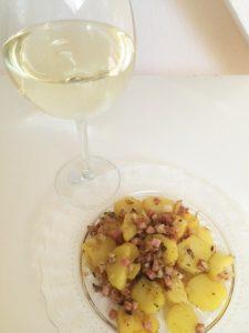 『ワインショーレ』と『カトフェルンザラート』