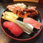 【大阪の寿司は野田にあり?】『沼島港』でタコ、サザエをアテに日本酒「菊正宗」をひとり飲み
