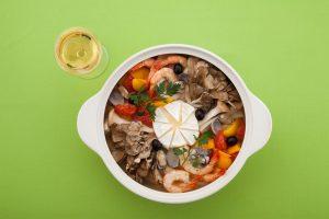 白ワイン鍋