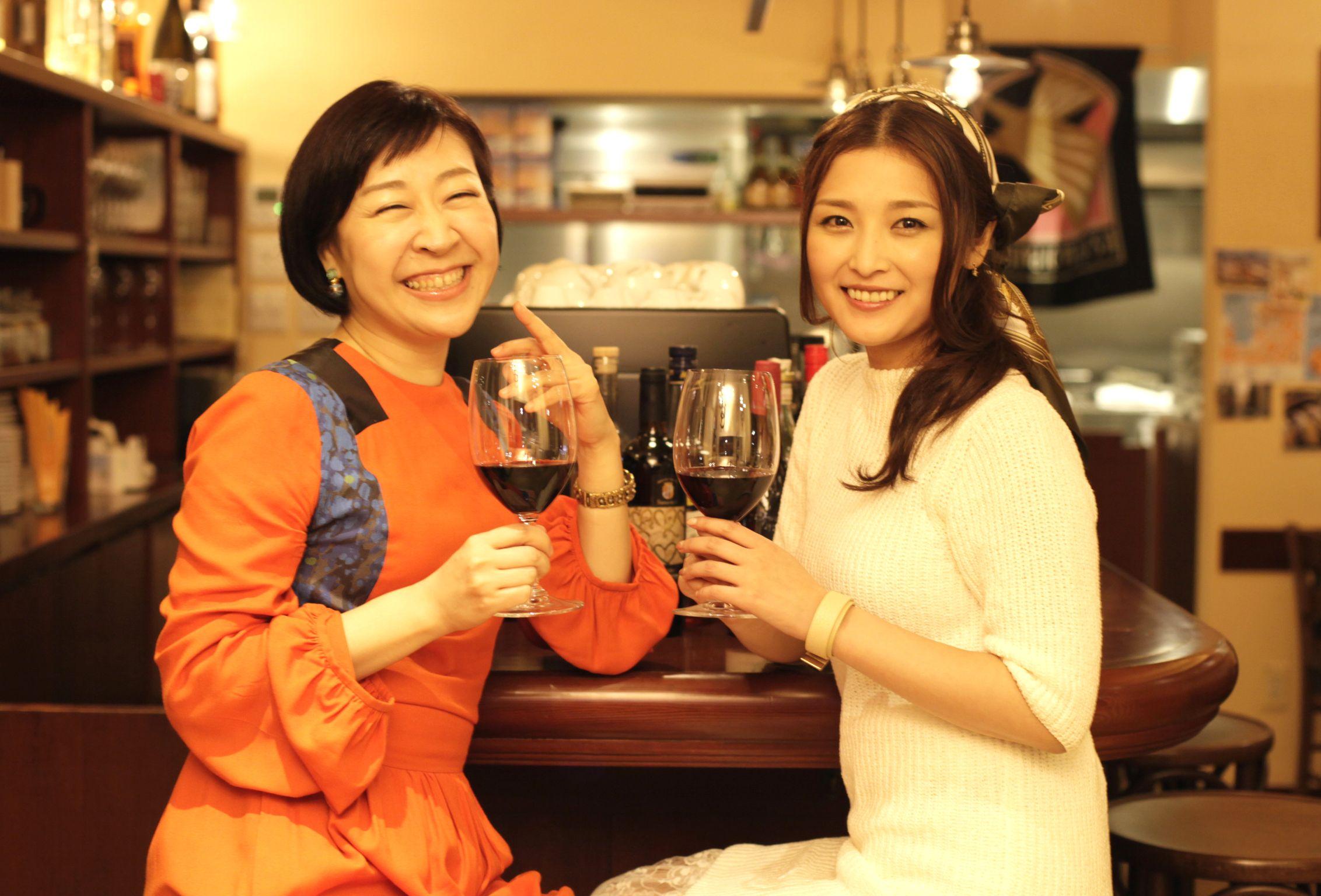 酒と食を愛する全ての女性たちに贈る新番組がスタート!『スヌ子のぶらり酔いどれ飯』 バッカスの選択