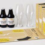 美味しいお酒、何で飲むかが重要です!グランドキリンとシュピゲラウが共同開発したグランドキリン(IPL)専用グラスが完成