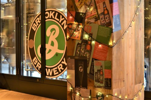 ニューヨークの「ブルックリン・ブルワリー」ロゴ