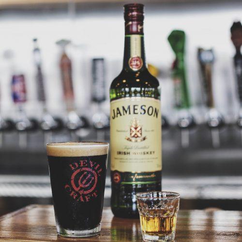 【ウイスキーとクラフトビールは旧友の関係】THE JAMESON SAINT PATRICK's PUB 3月18日から2日間の期間限定オープン!