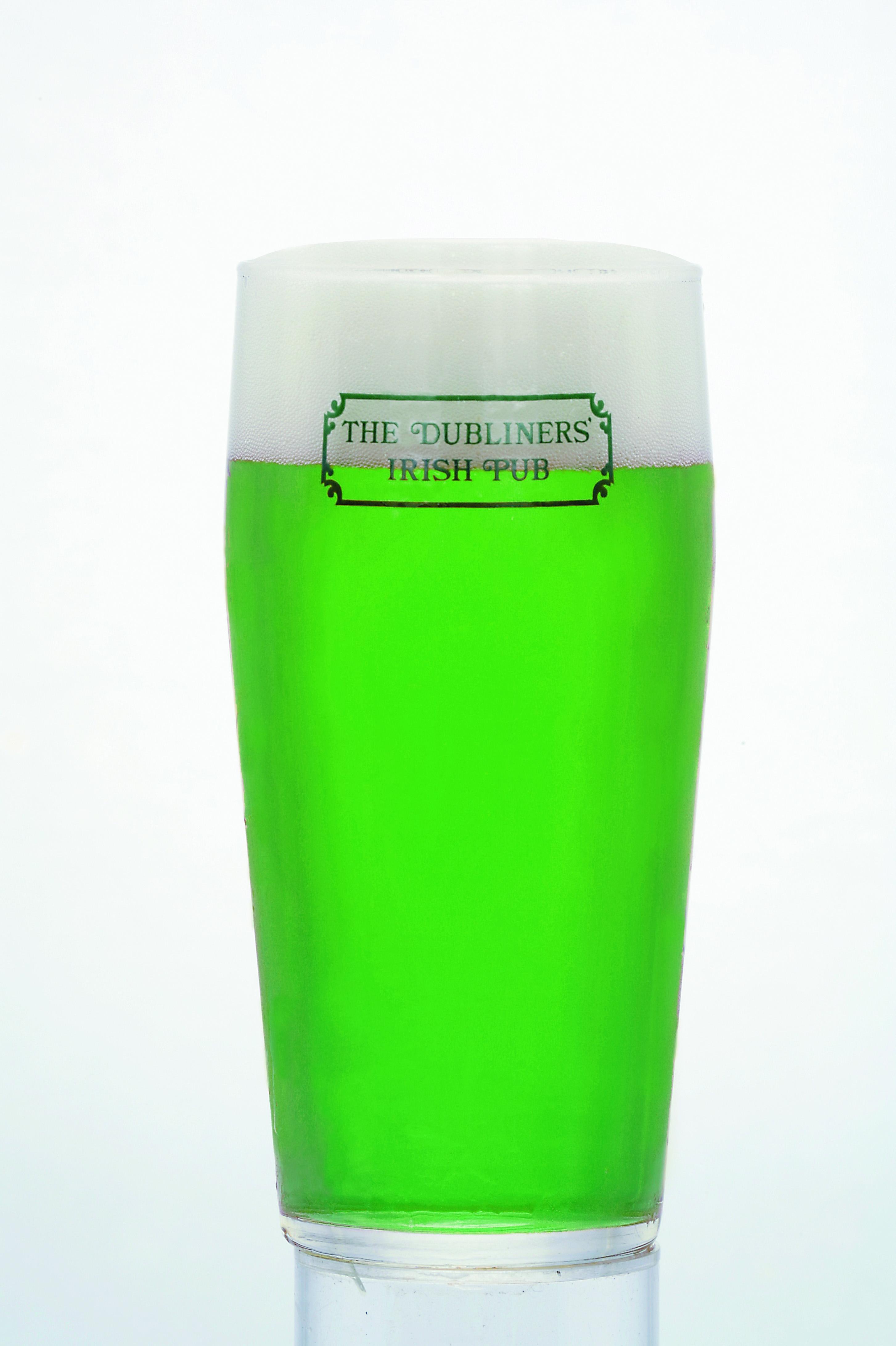 「グリーンビール」ってなに?しかも3月17日はパイントがワンコインで飲めちゃう??