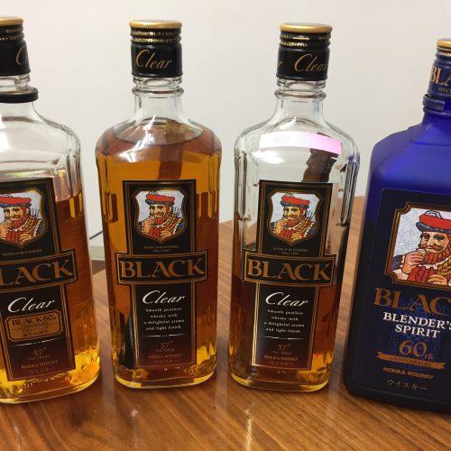【業界を揺るがす禁断のテスト?】ブラックニッカにミズナラスティックを入れると、あの限定ウイスキー「ブレンダーズスピリット」になるのか?