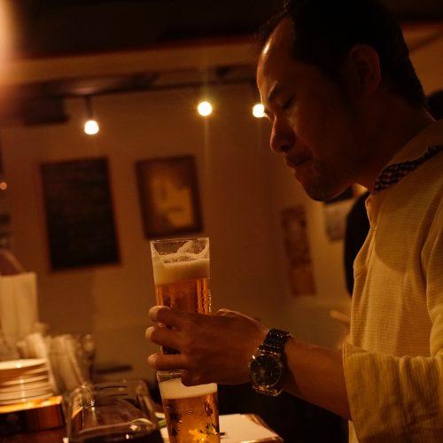 """【いつもの一番搾りとは違う一番搾り?】鎌倉市大船のビアハウス「福舎」さんでキリンの生ビールの""""最高到達点""""を飲んできた話"""