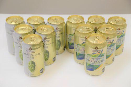 ジャパンプレミアムブリュー社から発売された「フレーバーホップビール」