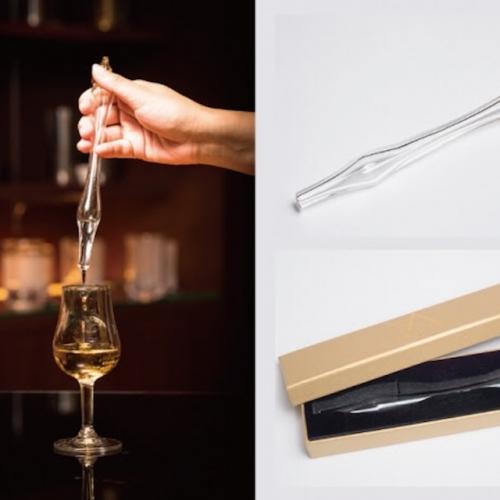 ウイスキーをストレートで飲む  大人のための秘密兵器
