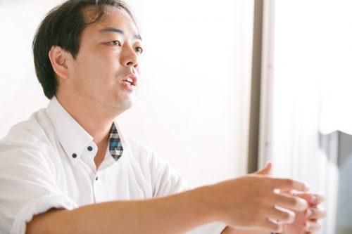 ジャパンプレミアムブリュー社のマスターブリュワー、新井健司さん