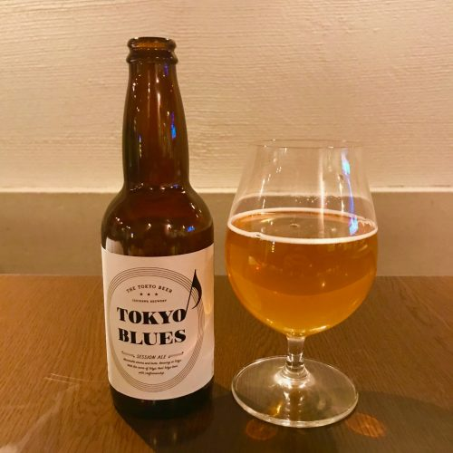 「TOKYO BLUES セッションエール」を飲んでみた!