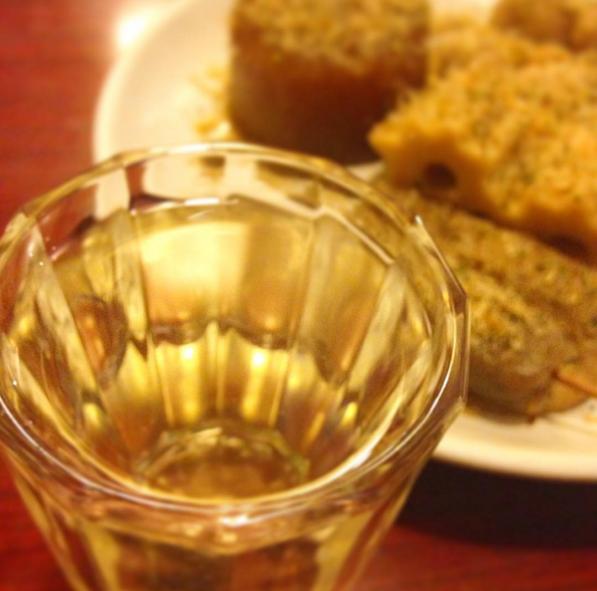 今宵は、酒とつまみの「磯しばり」