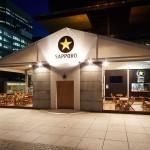 【「完璧な」ビアガーデン?期間限定オープン】東京・大手町でサッポロ黒ラベルを味わい倒す3つのパーフェクトとは?