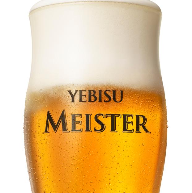 エビスビールの最高峰を直に味わう! 「エビス マイスター<樽生>」YEBISU BAR 17店舗にて販売中