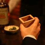 枡と言ったら日本酒!? いやいや、そうでもないみたいですよ。
