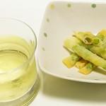 【暑い日にもオススメの爽やかコンビ!】フレイバー日本酒と枝豆のカリカリ揚げ