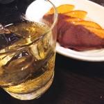 【酒呑み系スイーツオヤジのスイーツおつまみレポ】オランジェットをジュラ島のウイスキーで