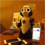 【ついに来た、ロボ飲みが実現!?】スカイプ飲みの次はコレか? 飲みニケーションロボット席って何よ?