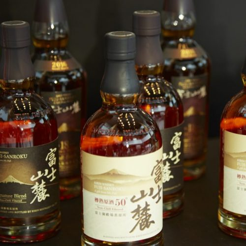 """【編集長D史上最高のグレーン原酒かも?(後編)】キリンのウイスキー「富士山麓」のマスターブレンダーが""""直伝""""するマリアージュとは?"""