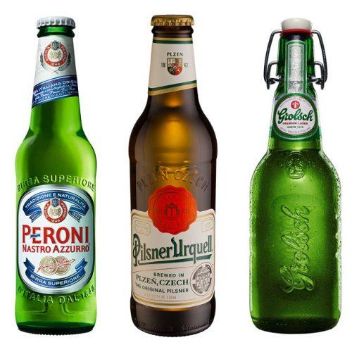 欧州3ブランドのビールが今春から味わえるようになる!