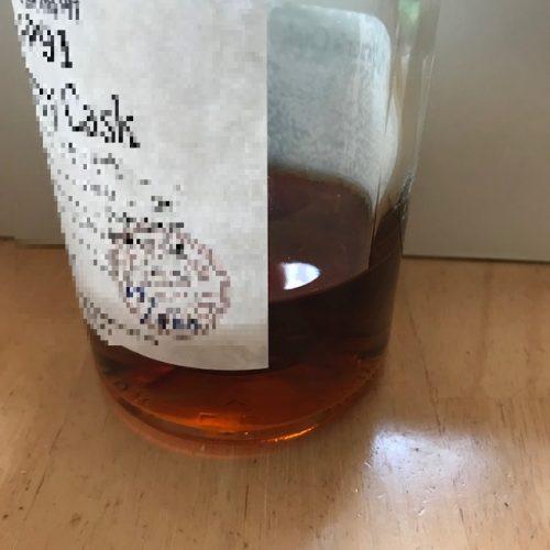 家にあるウイスキーの値段を調べてみた!その1