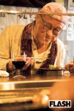 """角野卓造、居酒屋で人生を語る「最後は全部 """"正解"""" と思いたい」"""