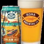 【今日2/17(月)発売!】ハワイから日本上陸!KONA BREWINGから期間限定醸造『Island Colada CREAM ALE』!カクテル「ピニャコラーダ」をビールに!?