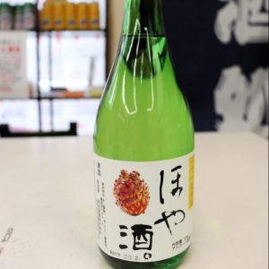 日本酒、ホヤに合わせて 「ほや酒。」発売 仙台の酒店