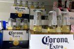 「コロナ」ビール生産停止