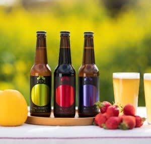 クラフトビール界の新星!? 『八女フルーツエール』誕生