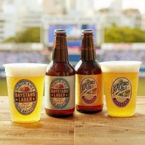 DeNA 球団オリジナルビールのリニューアルとオンライン販売開始