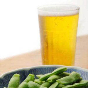 枝豆は最強のおつまみだがプリン体には要注意【時間栄養学と旬の食材】