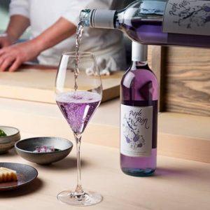 【世界初】美しすぎる神秘の紫色のワインがヴィレッジヴァンガードオンライン店に登場!!