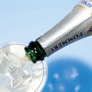 「シャンパンに氷」は邪道じゃない!夏は思いっきり冷たい一杯を楽しみたい!