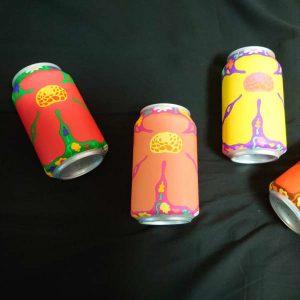 カラフルでかわいい♪ IKEAで買ったクラフトビール4種飲み比べ